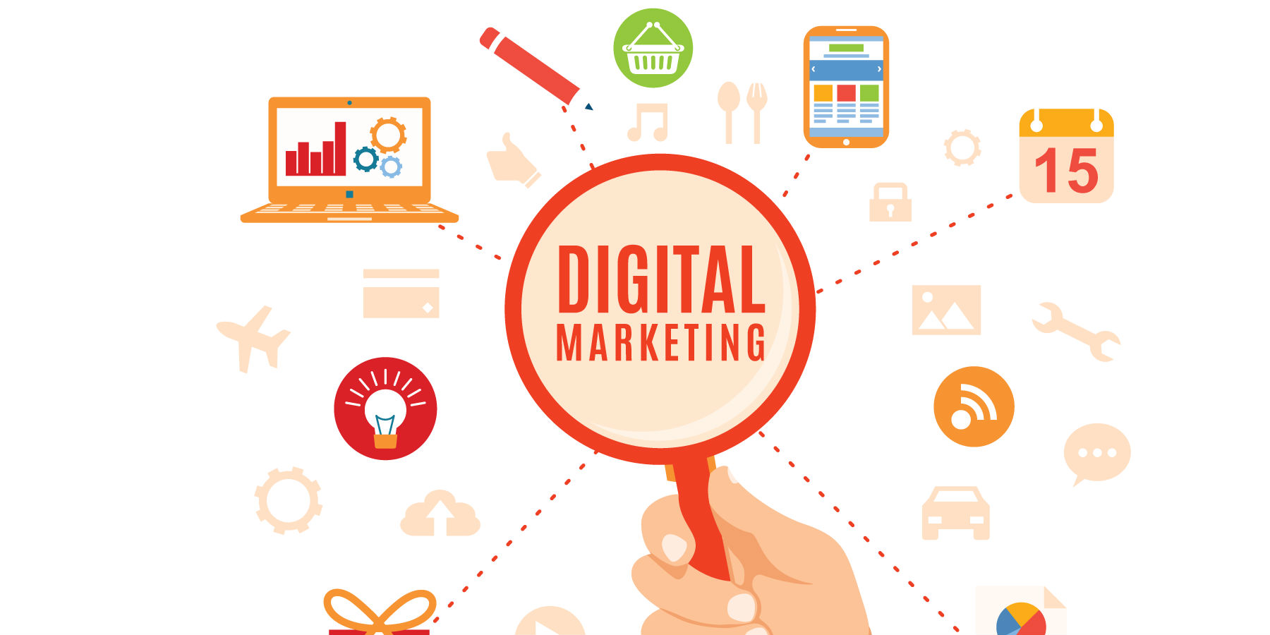How Digital Marketing Affects Consumer's Behavior